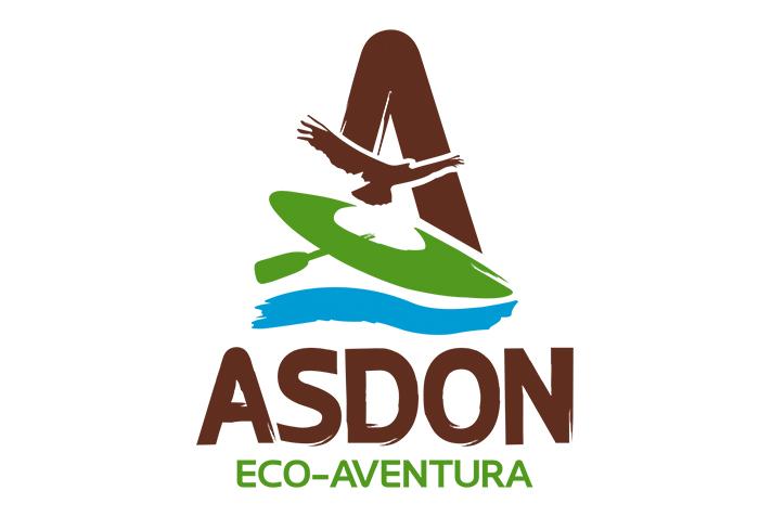 Team Building y eventos para empresas, Logo de Asdon Aventura
