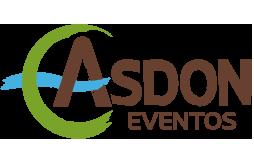Logotipo Asdon Eventos