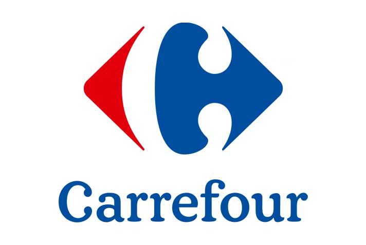 Team Building y eventos para empresas, Logo de Carrefour