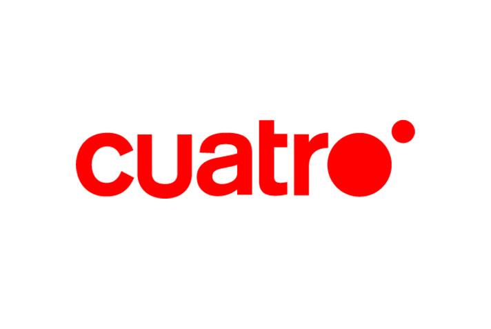 Team Building y eventos para empresas, Logo Televisión Cuatro