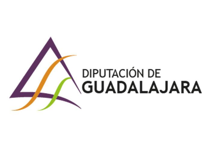 Team Building y eventos para empresas, Logo de la Diputación de Guadalajara