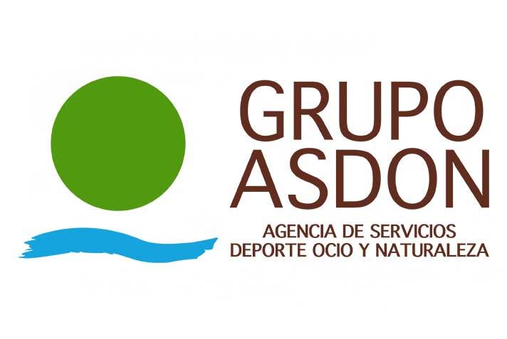 Team Building y eventos para empresas, Logo de Grupo Asdon