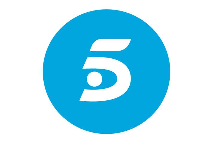 Team Building y eventos para empresas, Logo de Televisión Tele5