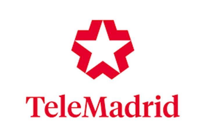 Team Building y eventos para empresas, Logo de Telemadrid