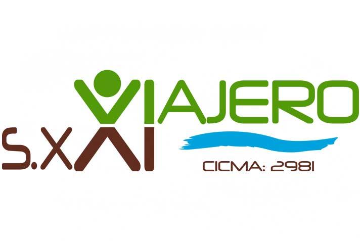 Team Building y eventos para empresas, Logo de Viajero Siglo XXI